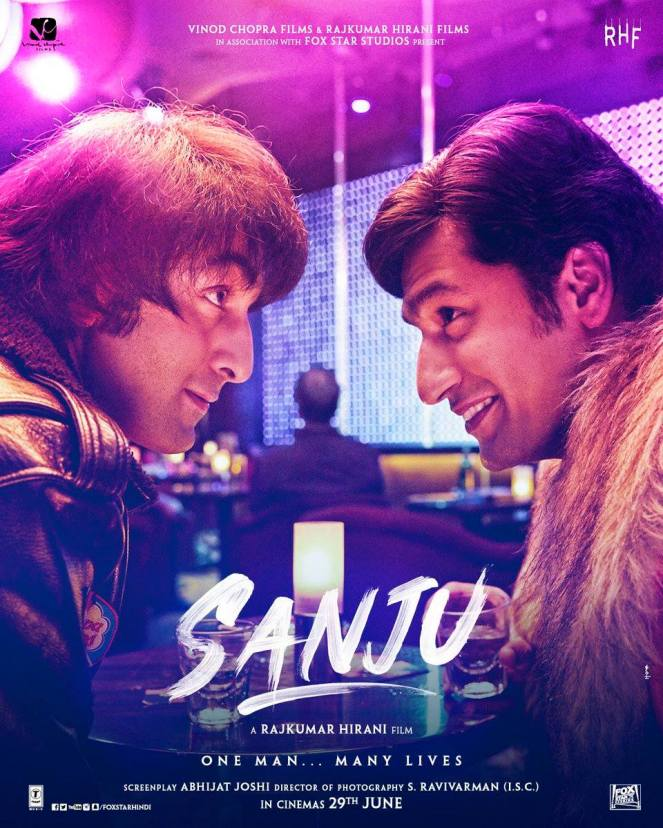 Sanju: Flawed and zany, but not a terrorist – cinemaspotter